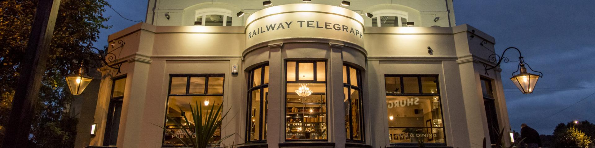 Railway Telegraph, Forest Hill, London
